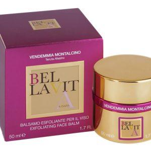 Balsamo esfoliante per il viso, Montalcino, Bellavita il Culto